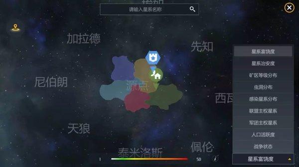 第二银河军团贸易港有什么用
