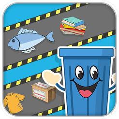 分类垃圾2垃圾传送带