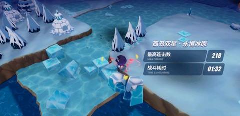 崩坏3夏活ex1孤岛双星永恒冰原卡位技巧攻略